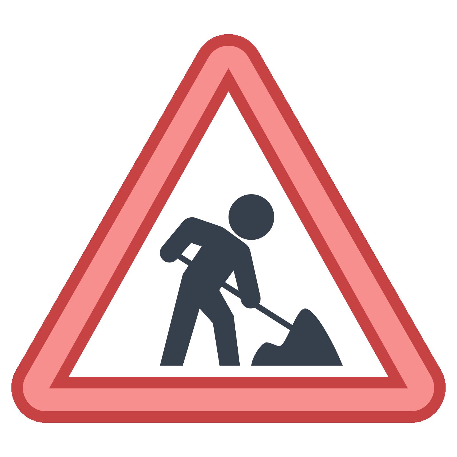 Image result for page under construction symbol
